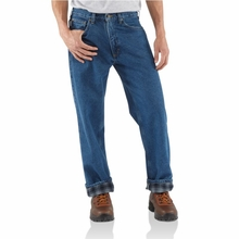 Carhartt B172 Flannel Lined Relaxed Fit Jean
