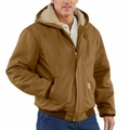 Carhartt Flame-Resistant Duck Active Jac / Quilt Lined