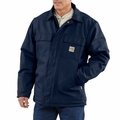 Carhartt Flame-Resistant Duck Traditional Coat - Quilt Lined