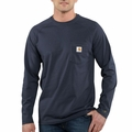 Carhartt Force Cotton Long-Sleeve T-Shirt