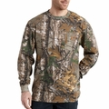 Carhartt K285 Camo Long-Sleeve T-Shirt