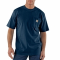 Carhartt K87 Short Sleeve Workwear Pocket T-Shirt (Big & Talls Available)