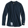 Carhartt Women's Flame Resistant Force Cotton Long-Sleeve T-Shirt