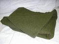Genuine US Army Wool Blanket - USED