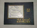 """WWII 4th Special Naval Construction Battalion Yearbook (""""Cruise Book"""")"""