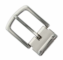 "005C NP Clamp Belt Buckle fit's 1-1/8"" (30mm) wide Belt"