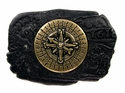 HA2340 Compass Belt Buckle