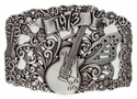 HA1347-1 Year 1973 Guitar Belt Buckle