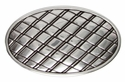 100206 Basket Weave Belt Buckle