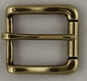 BS3302 OEB 30mm Roller Bar Soild Brass Belt Buckle