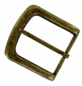 "FCB-1 Brass Belt Buckle fit's 1-1/2"" (38mm) wide"