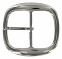 "FCB-12 Nickle Plated Belt Buckle fit's 1-3/4"" (45mm) wide"