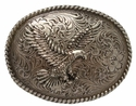H8170 ANR Antique Eagle Western Belt Buckle