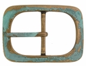 "JT4956 Center Bar Belt Buckle fit's 1 3/4"" Wide Belt"