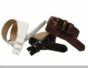 Leather Dress Belt Straps
