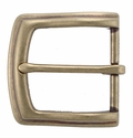 P3926 Solid Brass Belt Buckle OEB