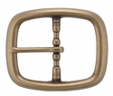PC3645-3 Solid Brass Belt Buckle OEB