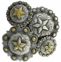 Star Berry Conchos