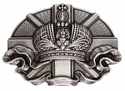 100108 Vatican Belt Buckle