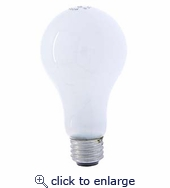 3-Way Soft White 100 Watts Bulb, LB5100