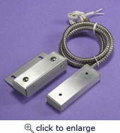 3 x 1/2 x 1 Metal Type M. Contact Switch