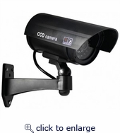Cutting Edge Outdoor 5in. IR Dummy Camera DC5