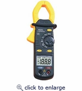 Digital Clamp Meter MS2002