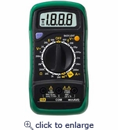 Digital Multimeter MAS830BL
