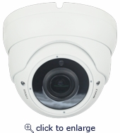 Varifocal Vandal Ball Dome Camera (GS-HD463BD-W)