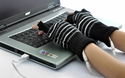 click to see more pictures of USB Heated Gloves