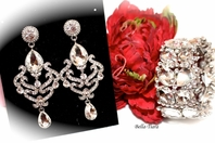 Adorna - Bridal Statement Jewelry set - SPECIAL