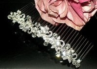 Audrey - New beautiful vine wedding hair comb - SPECIAL-