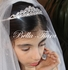 Beautiful rhinestone Communion Tiara headpiece - SALE