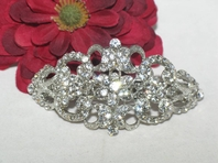 Beautiful Floral vintage Hair Barrette