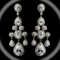 Bellissima royal collection couture statement chandelier wedding bellissima royal collection couture statement chandelier wedding earrings great price aloadofball Choice Image