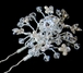 Breathless - Stunning Swarovski Crystal Hair Pin
