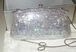 BREATHTAKING!!- Royal Swarovski Crystal Clutch Purse - SALE