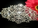 Claire -Stunning filigree wedding hair comb - Special