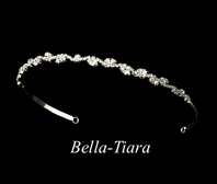 Crystal rhinestone and Marquise cut headband - SALE