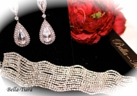 Dawn - Luxurious Collection -Swarovski crystal Jewelry set - SALE