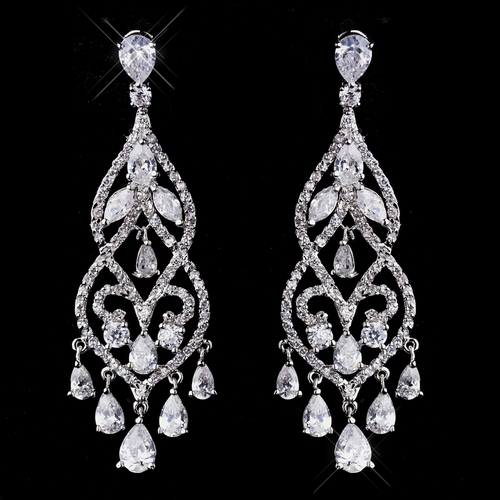 Eden Royal Collection High End Cz Earrings Special