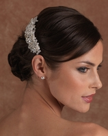 Edward Berger designer Headpiece wedding comb - 2534
