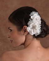 NEW Beautiful romantic Edward Berger Headpiece - SALE