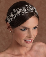 NEW!!! Exquisite Crystal Edward Berger Designer headband - SALE