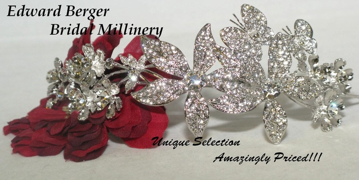 Edward Berger Headpieces