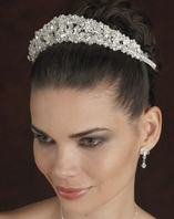 Edward Berger - Queen royal Crown Bridal Tiara - 2113