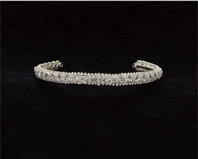 Edward Berger Swarovski Crystal Headband-2303-SALE