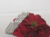 Elegant Bangle Wrap Around rhinestone Bracelet - SPECIAL!!!