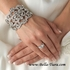 Elora- Dramatic vintage wedding cuff bracelet - SPECIAL ONE LEFT