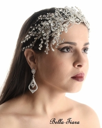 Elsa - Royal Collection spectacular swarovski crystal headband